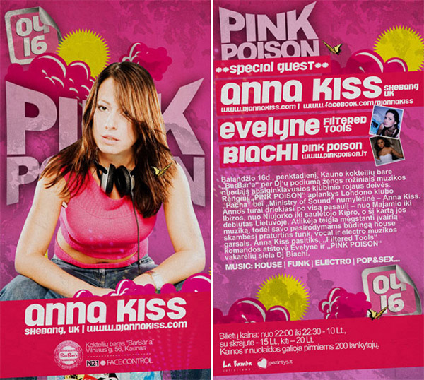 Anna Kiss Live in Lithuania