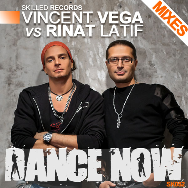 Vincent Vega Vs Rinat Latif - Dance Now (Anna Kiss Remix)