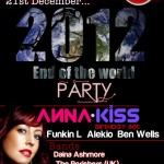 End of the World Anna Kiss