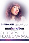 Music Nation – 21 YEARS OF HOUSE & GARAGE @O2 London