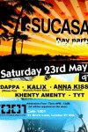 Sucasa Day Party @ Cafe 1001