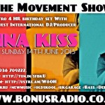 movement kru show anna kiss
